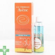 Avene Solar Cleanance spf30 50ml + REGALO cleanance gel limpiador 50ml