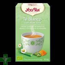 Té Blanco con Aloe Vera 17 bolsitas YOGI TEA®