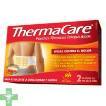 THERMACARE ZONA LUMBAR Y CADERA - PARCHES TERMICOS ( )