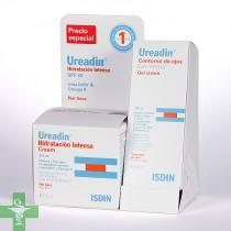 Ureadin Hidratación Intensa Cream SPF 20 Piel Seca 50ml + Contorno de Ojos 15ml