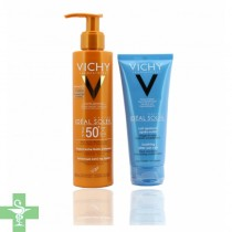 Vichy Ideal Soleil Leche Antiarena SPF 50 200ml + Regalo De Aftersun