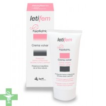 LETIFEM PAEDIATRIC CREMA VULVAR - (30 ML )