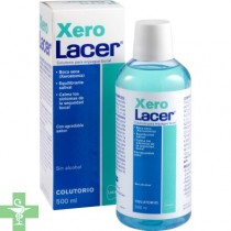 Xerolacer enjuague bucal 500ml
