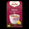 Detox 17 bolsitas de infusión YOGI TEA®