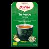 Té Verde Energía 17 bolsitas de infusión YOGI TEA®